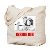 JFK: Inside Job Tote Bag