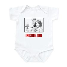 JFK: Inside Job Infant Bodysuit