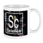 Science Retro Dark Mug