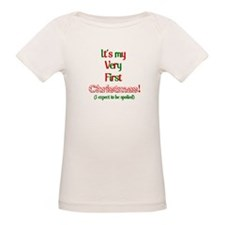 My very fist Christmas Spoil me Tee