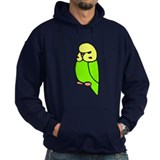 Cute English Budgie Hoodie
