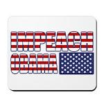 Impeach Obama Mousepad