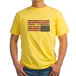 Impeach Obama Yellow T-Shirt