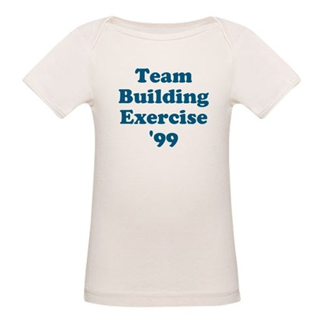 Team Building Exercise '99 Organic Baby T-Shirt