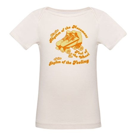 The Rhythm of the Movement Organic Baby T-Shirt