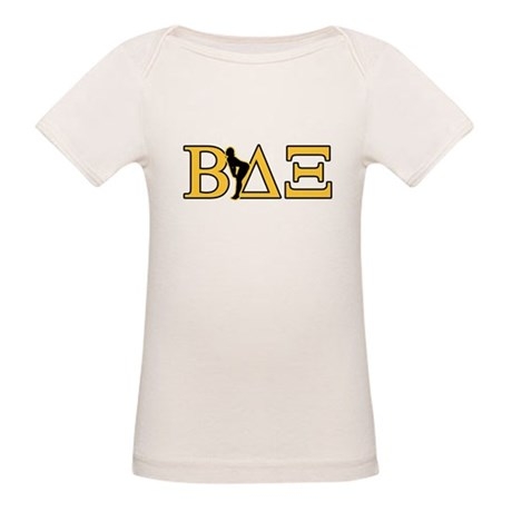 Beta House Fraternity Organic Baby T-Shirt