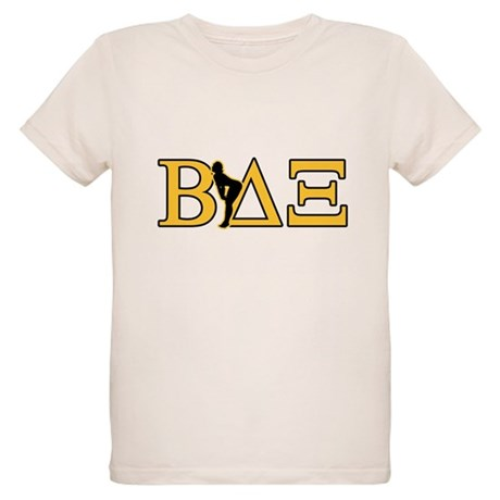 Beta House Fraternity Organic Kids T-Shirt