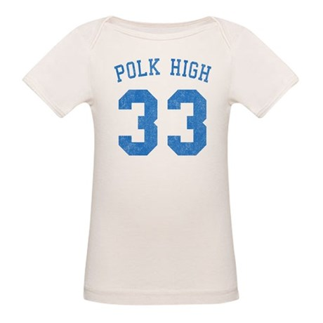 Polk High 33 Organic Baby T-Shirt