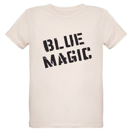 Blue Magic Organic Kids T-Shirt