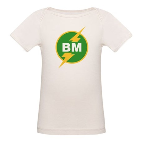 BM Best Man Organic Baby T-Shirt