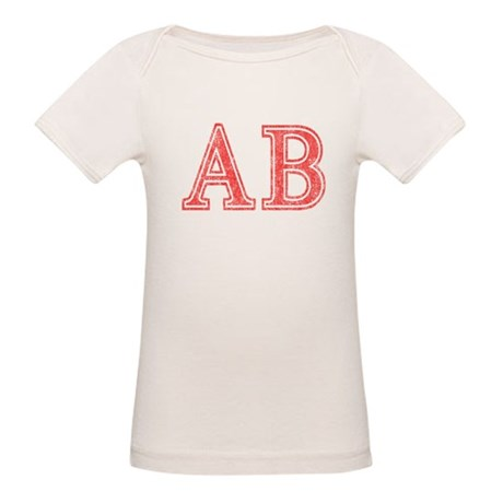 Alpha Beta Organic Baby T-Shirt