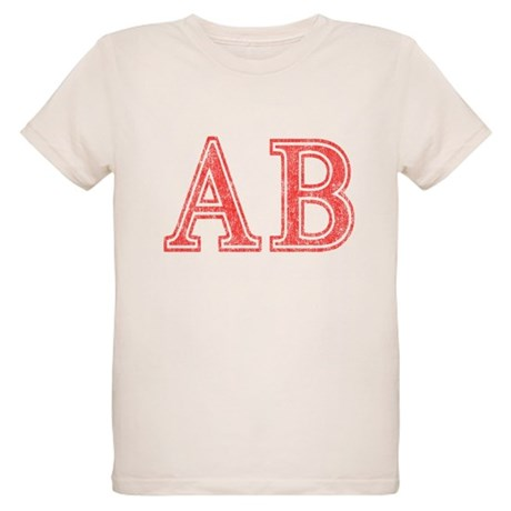 Alpha Beta Organic Kids T-Shirt