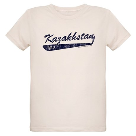 Team Kazakhstan Organic Kids T-Shirt