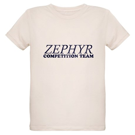 ZEPHYR COMPETITION TEAM Organic Kids T-Shirt