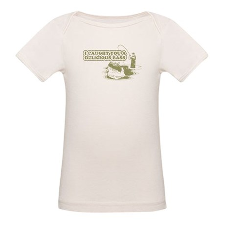 I caught you a delicious bass Organic Baby T-Shirt