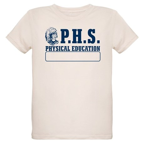 P.H.S. Physical Education Organic Kids T-Shirt