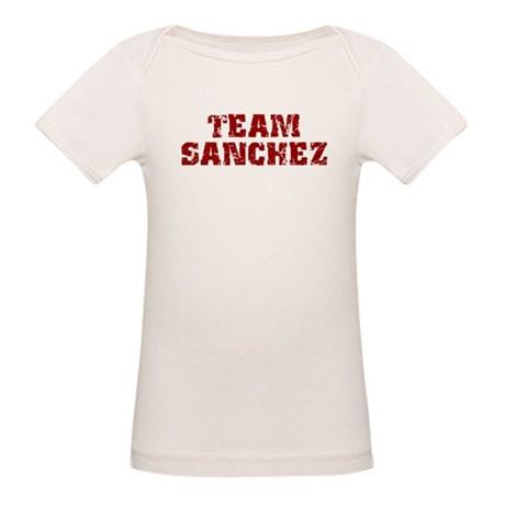 Team Sanchez Organic Baby T-Shirt