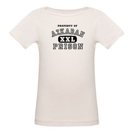 Property of Azkaban Prison Organic Baby T-Shirt