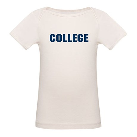 Animal House College Organic Baby T-Shirt