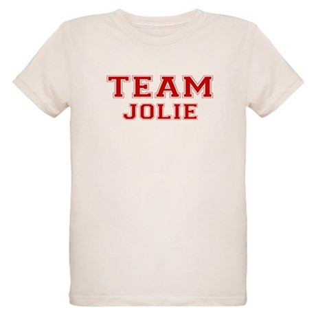Team Jolie Organic Kids T-Shirt