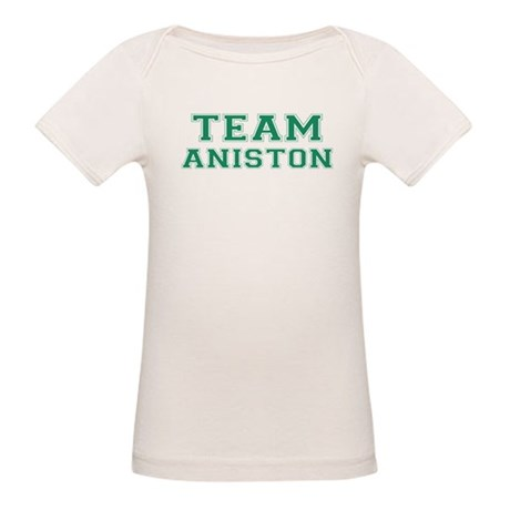 Team Aniston Organic Baby T-Shirt
