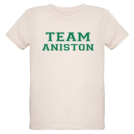 Team Aniston Organic Kids T-Shirt