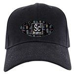 Science Retro Black Cap