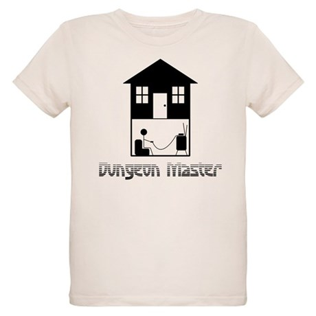 Dungeon Master Organic Kids T-Shirt