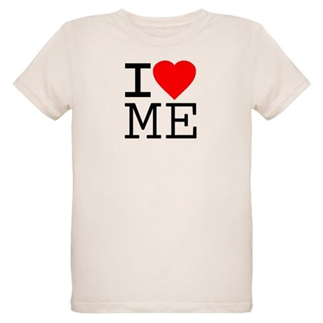 I Love Me Organic Kids T-Shirt