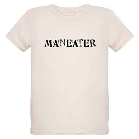 Maneater Organic Kids T-Shirt