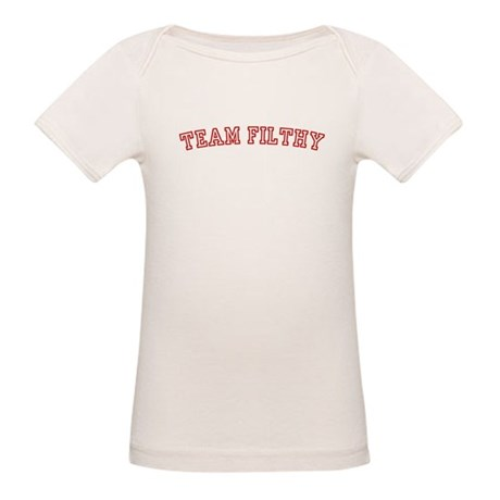 Team Filthy Organic Baby T-Shirt