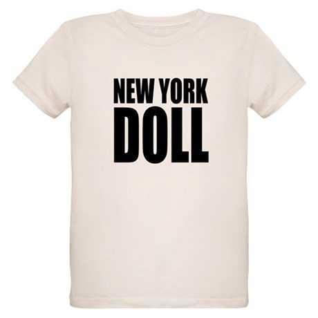 New York Doll Organic Kids T-Shirt