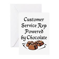 Customer Service Rep Greeting Cards (Pk of 20)