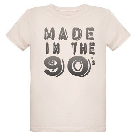Made in the 90's Organic Kids T-Shirt