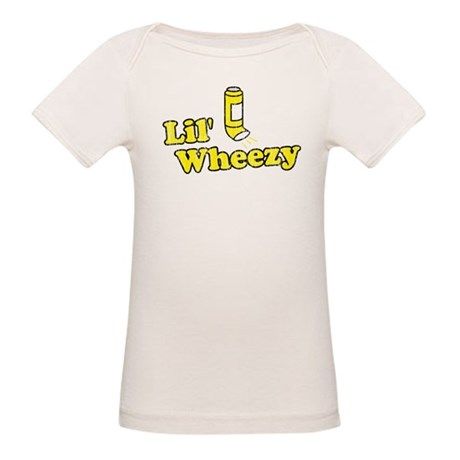 Lil' Wheezy Organic Baby T-Shirt