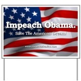 Impeach Obama Yard Sign