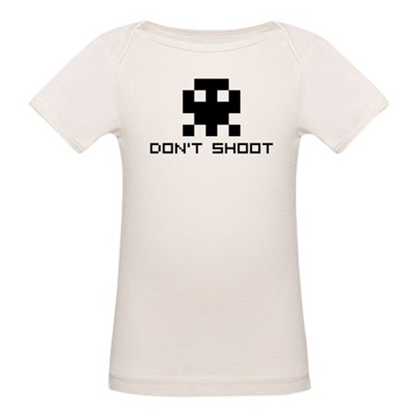 Don't Shoot Organic Baby T-Shirt