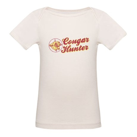 Cougar Hunter Organic Baby T-Shirt