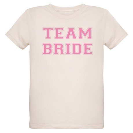 Team Bride Organic Kids T-Shirt