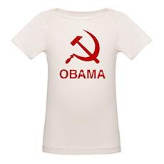 Socialist Obama Organic Baby T-Shirt