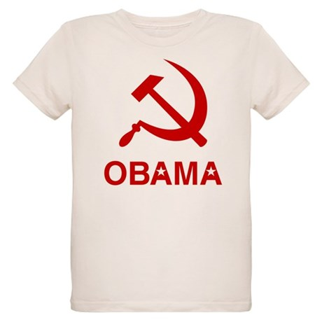 Socialist Obama Organic Kids T-Shirt