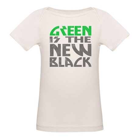 Green is the New Black Organic Baby T-Shirt