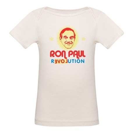 Ron Paul 2012 Organic Baby T-Shirt