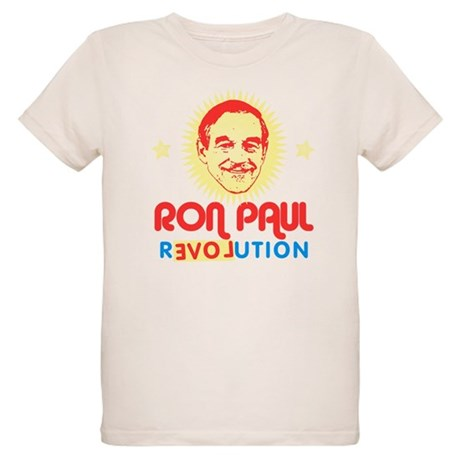 Ron Paul 2012 Organic Kids T-Shirt