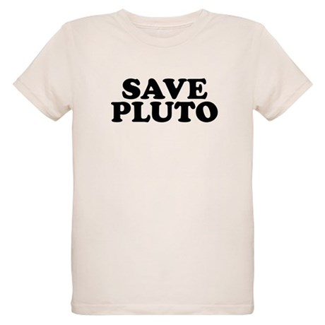 Save Pluto Organic Kids T-Shirt