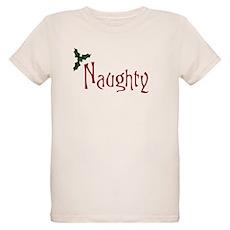 Naughty Organic Kids T-Shirt
