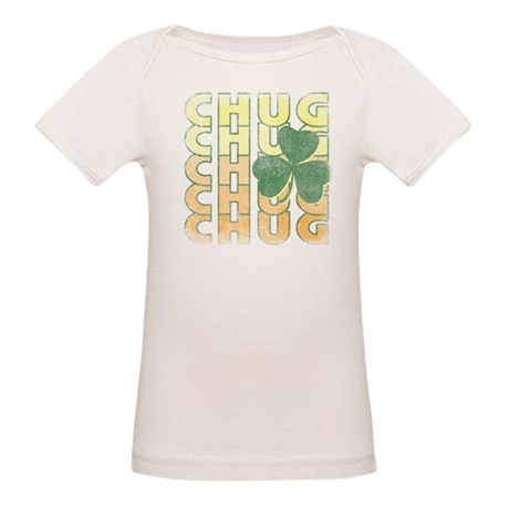 Irish Chug Organic Baby T-Shirt