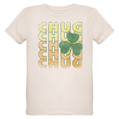 Irish Chug Organic Kids T-Shirt