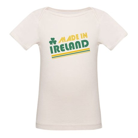 Made In Ireland Organic Baby T-Shirt