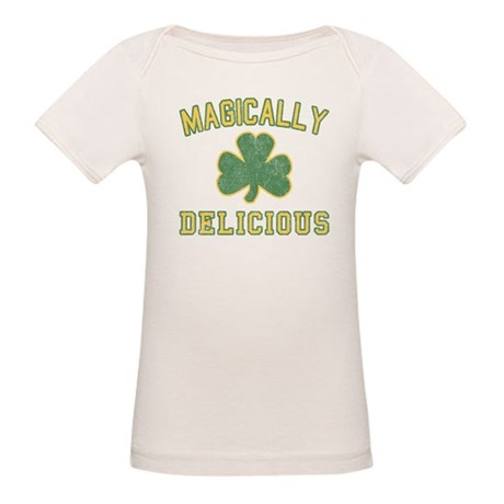Magically Delicious Organic Baby T-Shirt